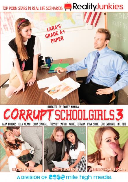Corrupt Schoolgirls #03