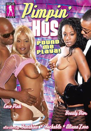Pimpin' Hos DVD