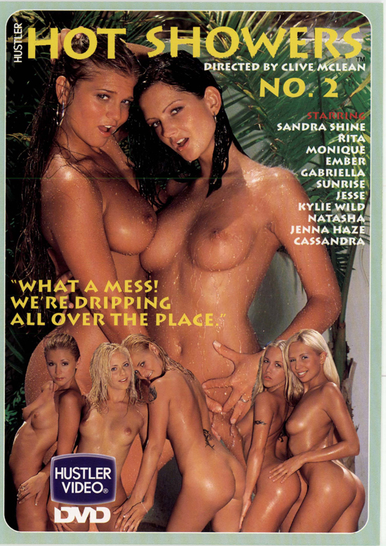 Hot Showers #2 DVD