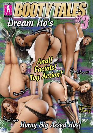 Booty Tales #3 DVD
