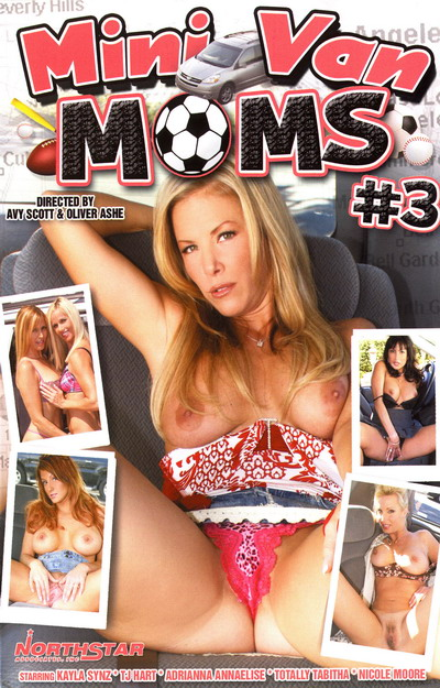 Mini Van Moms #03