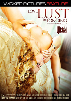 Love, Lust and Longing DVD