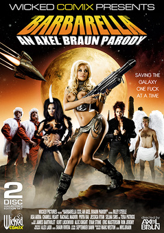 Barbarella XXX: An Axel Braun Parody DVD