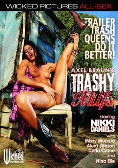 Axel Braun's Trashy Milfs DVD