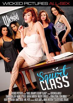 Axel Braun's Squirt Class DVD
