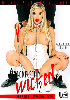 Samantha Saint is Completely Wicked 2 DVD