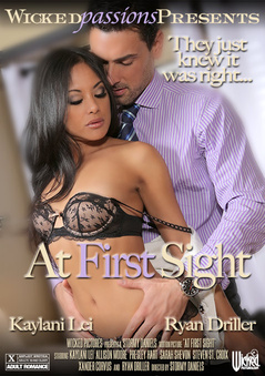 At First Sight DVD