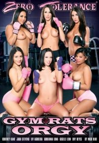 Gym Rats Orgy