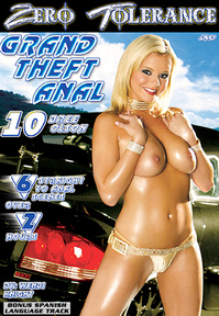 Grand Theft Anal 10