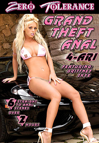 Grand Theft Anal 4