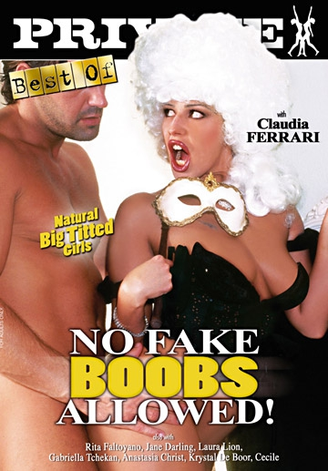 No Fake Boobs Allowed!
