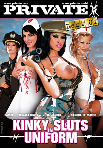 Kinky Sluts in Uniform