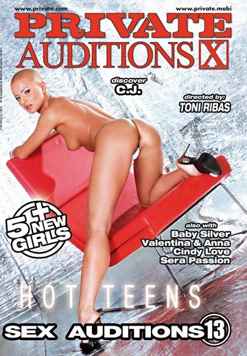 Sex Auditions 13: C.J.- Hot Teens