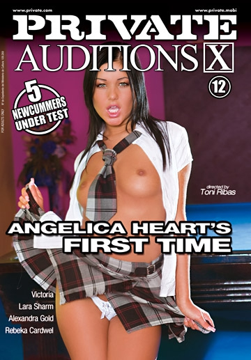Angelica Heart's First Time