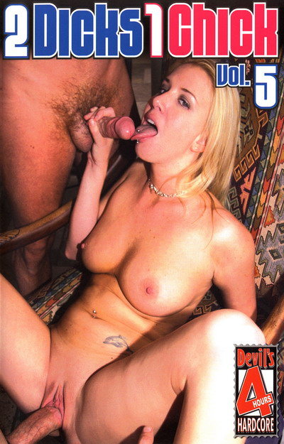 2 Dicks 1 Chick #05