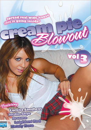 Cream Pie Blowout #3
