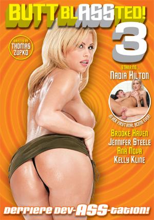 Butt Blassted #3 DVD