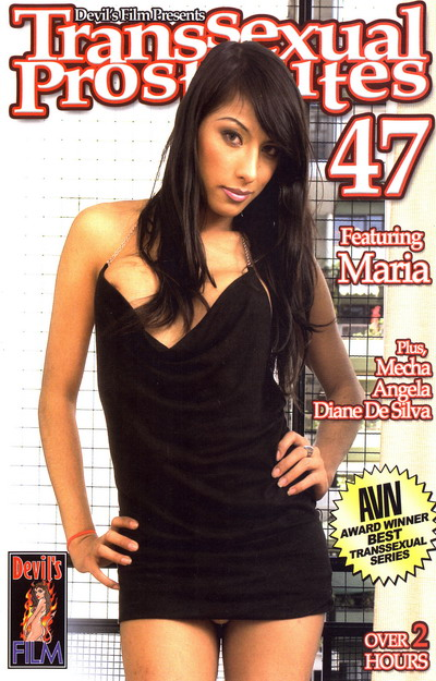Transsexual Prostitutes #47