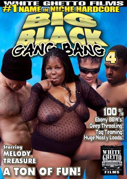 Big Black Gang Bang #04