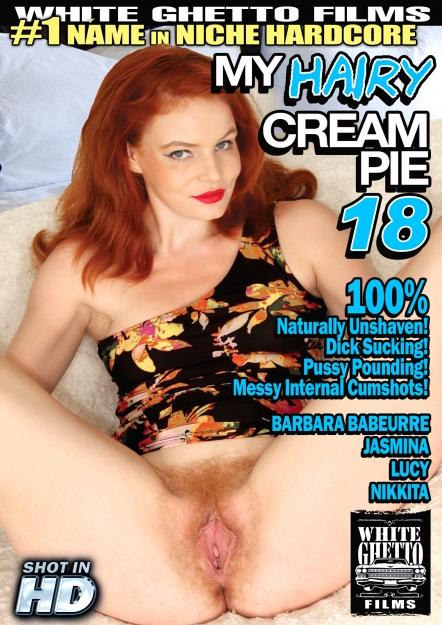 My Hairy Cream Pie #18