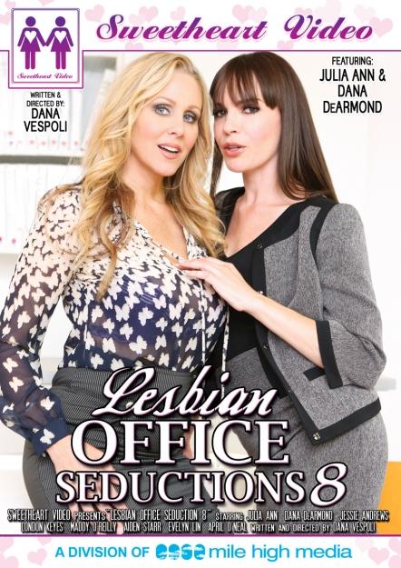 Lesbian Office Seductions #08