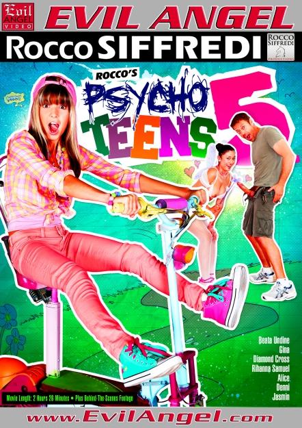 Rocco's Psycho Teens #05 DVD
