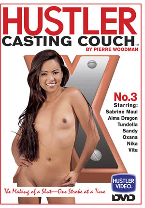 Casting Couch #3 DVD