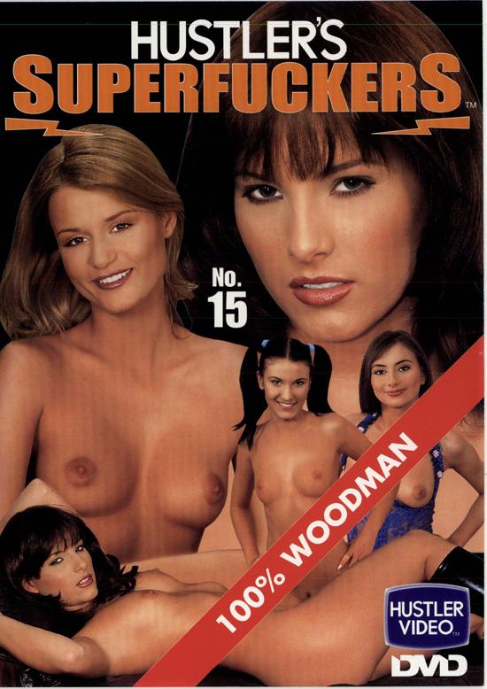 Superfuckers #15 DVD