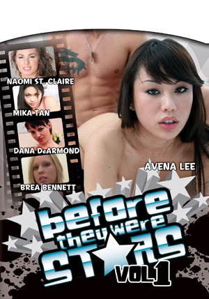 Before They Were Stars #1 DVD