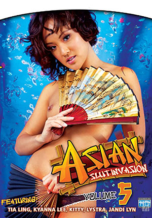 Asian Slut Invasion #5