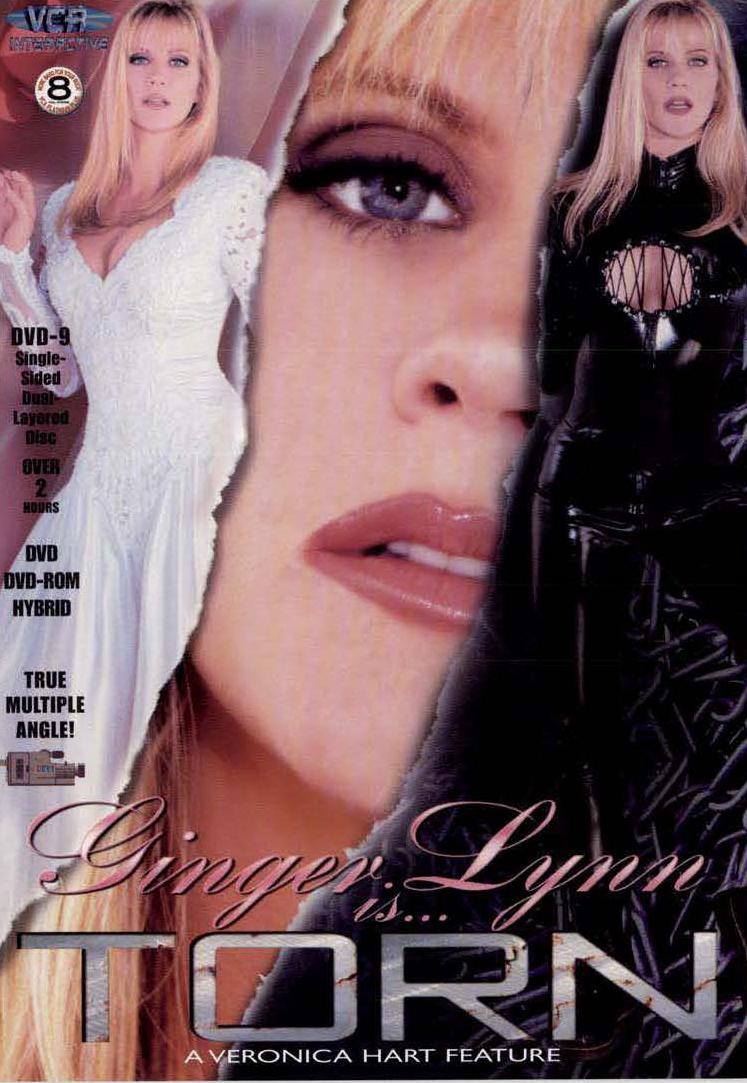 Ginger Lynn 4 on 1: Torn DVD