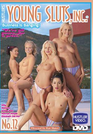 Young Sluts, Inc. #12 DVD