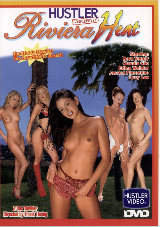 Hustler Confidential #5 DVD
