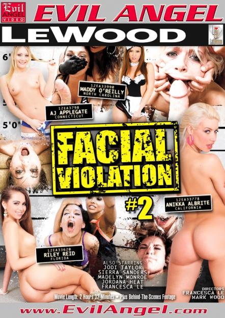 Facial Vi0lation #02