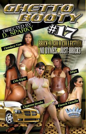 Ghetto Booty #17 DVD