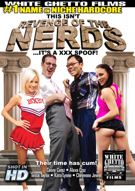 This Isn't Revenge Of The Nerds - It's A XXX Spoof! Part 2