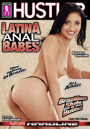 Latina Anal Babes DVD