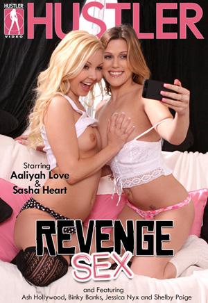 Revenge Sex DVD