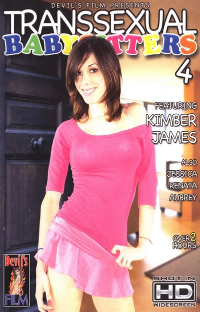 Transsexual babysitters #04