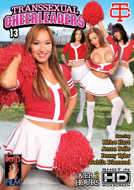 Transsexual Cheerleaders #13
