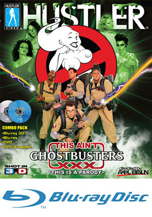 This Ain't Ghostbusters XXX 3-D