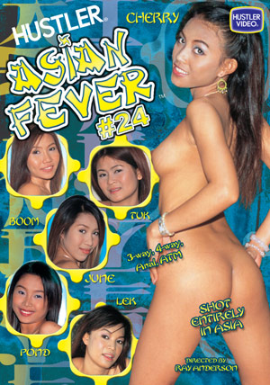 Asian Fever #24 DVD