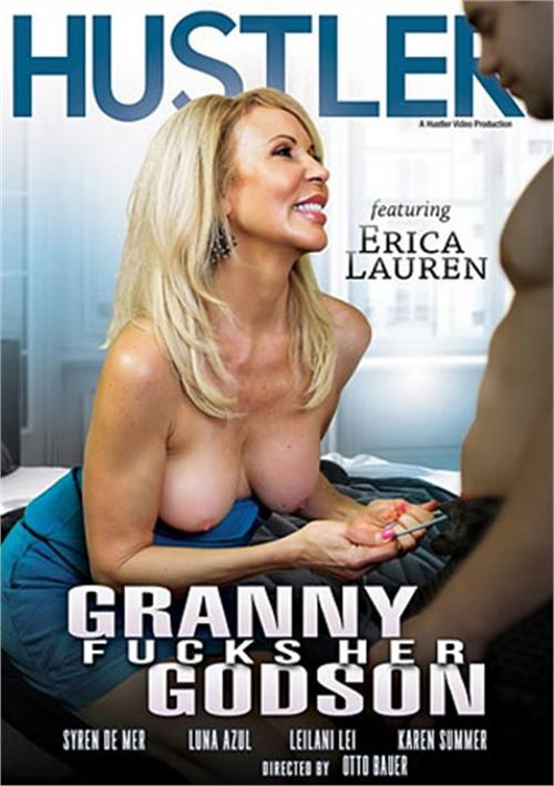 Granny Fucks Her Godson DVD