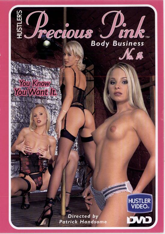 Precious Pink #14 DVD