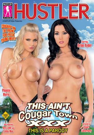 This Ain't Cougartown XXX DVD