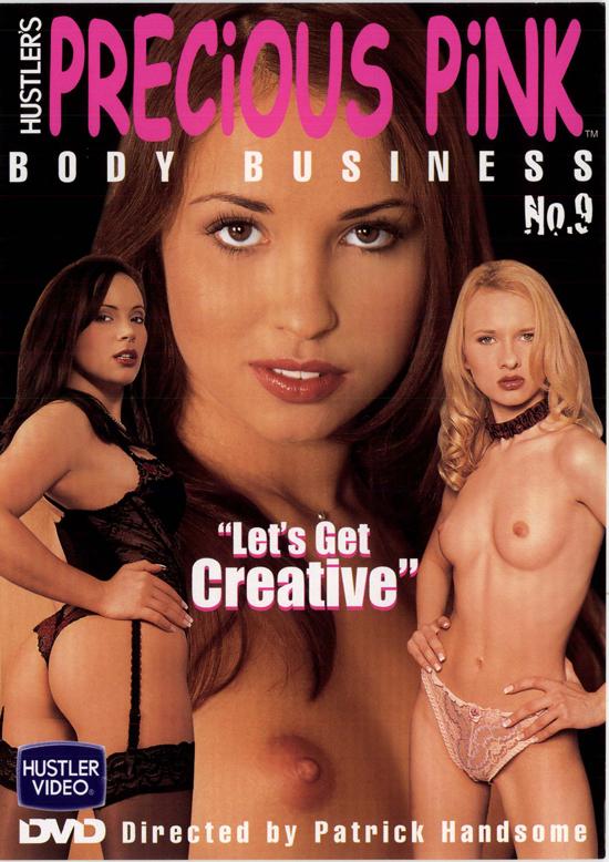 Precious Pink #9 DVD