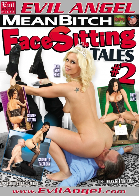 Facesitting Tales #02