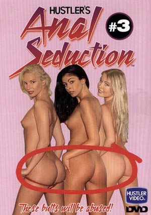 Anal Seduction #3 DVD
