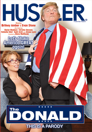 The Donald DVD