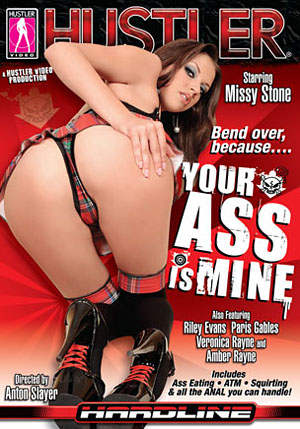 Your Ass Is Mine DVD